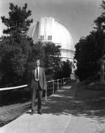 James Bryant Conant at Mt. Wilson observatory