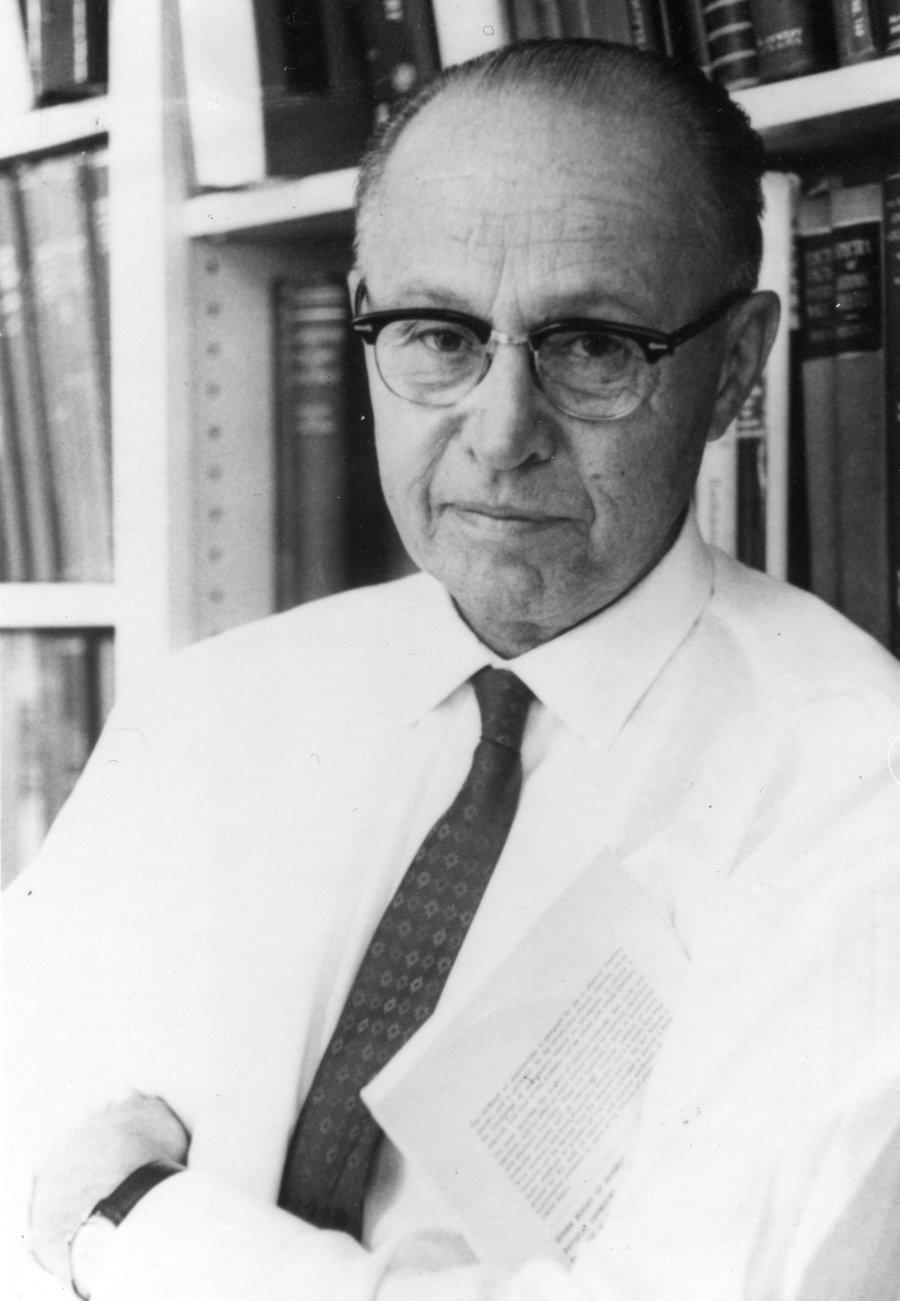 George B. Kistiakowsky.