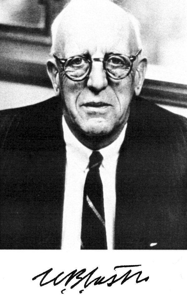 Portrait of William B. Castle