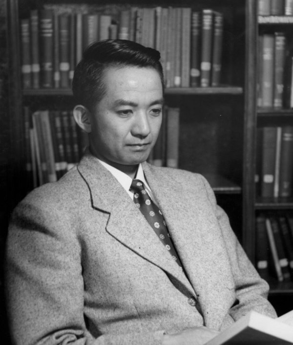 Portrait of Harvey Itano