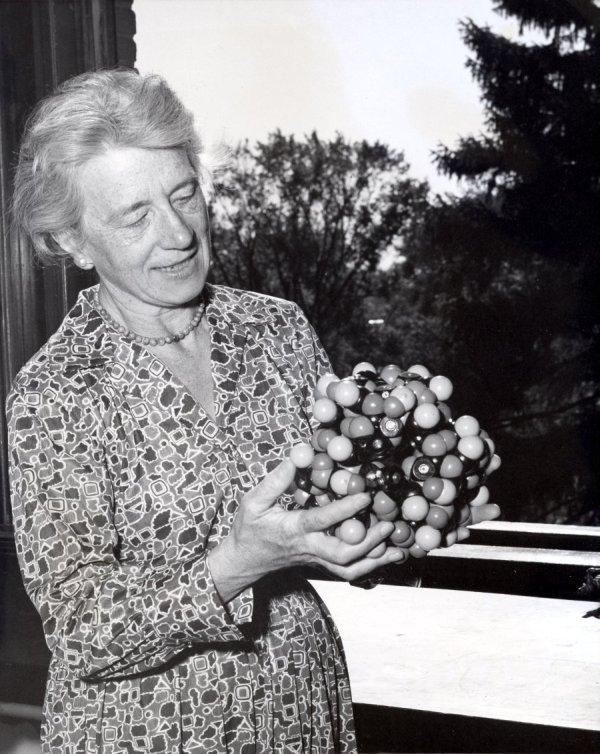 Dorothy Wrinch.