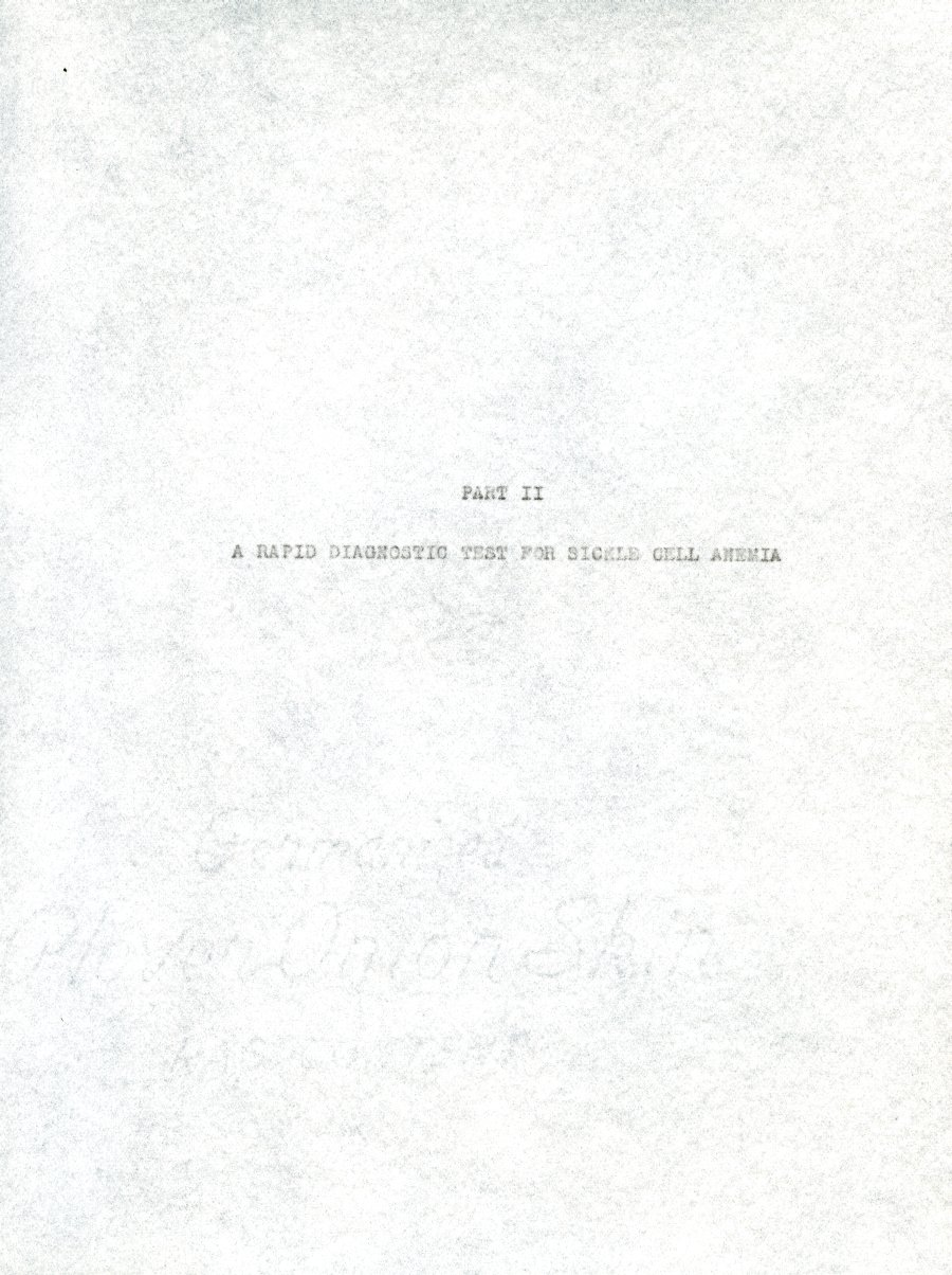 Typescript - Title Page to Part II