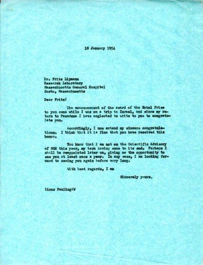 18 january 1954