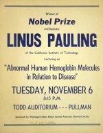 """Abnormal Human Hemoglobin Molecules in Relation to Disease."""