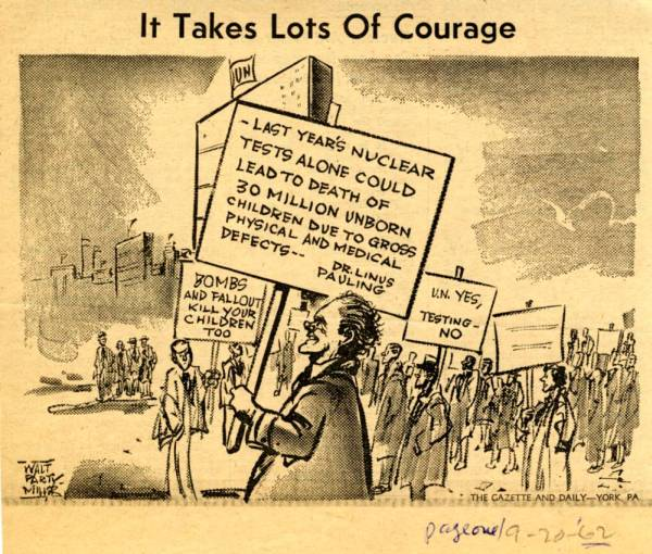 """It Takes Lots of Courage."""