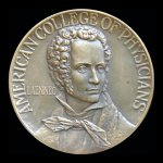 John Phillips Memorial Award Medal.