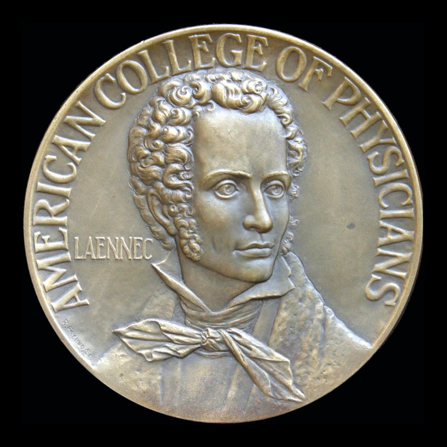 John Phillips Memorial Award Medal.