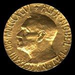 Nobel Prize for Peace, 1962. Medal - Obverse.