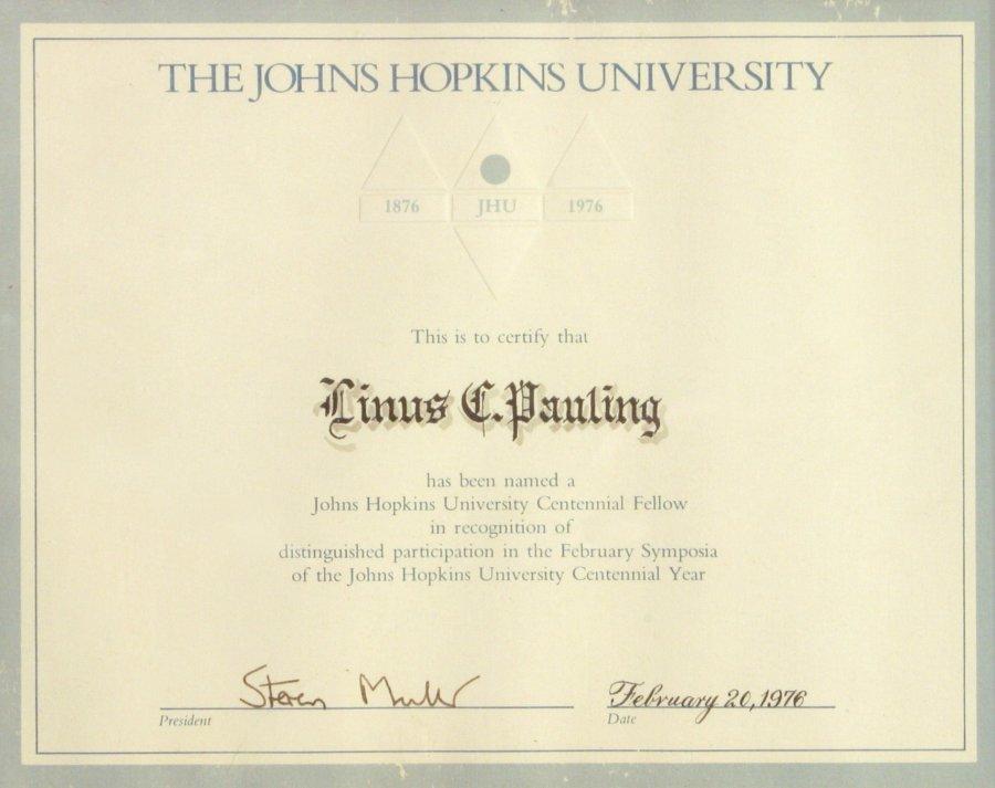 Fein Johns Hopkins University Diplom Rahmen Fotos ...