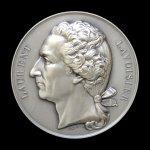 Laurent Lavoisier Medal, 1986. Medal - Obverse.