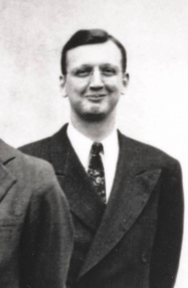 Walt Schroeder.