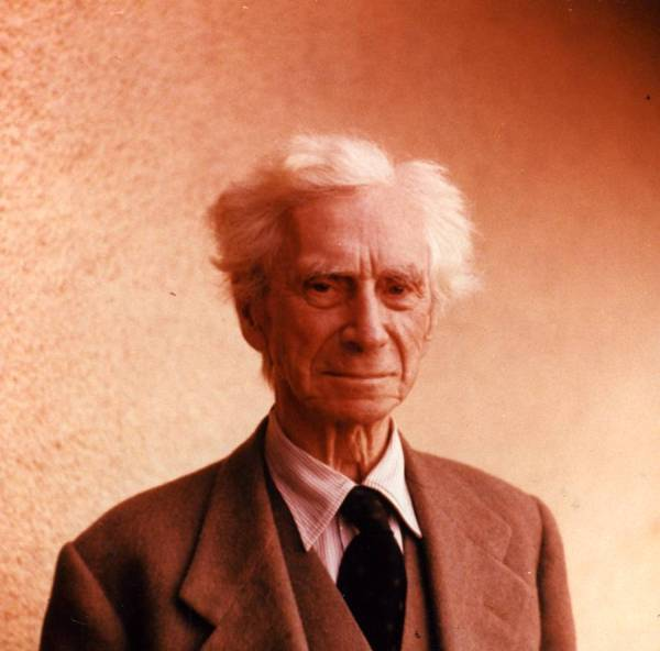 Bertrand Russell, London England.