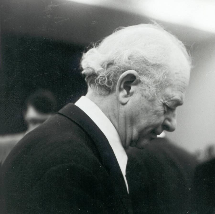 Linus Pauling, Oslo.