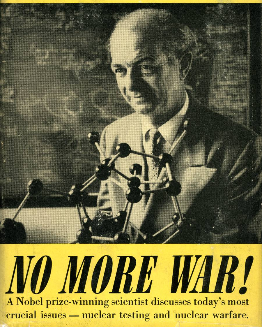 """No More War!"""