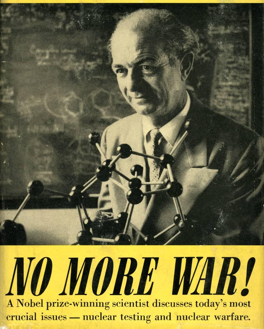 """No More War!"""