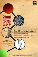 """The Molecular Basis of Eukaryotic Transcription,"" Dr. Roger Kornberg. April 20, 2010"