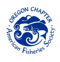 American Fisheries Society - Oregon Chapter logo.