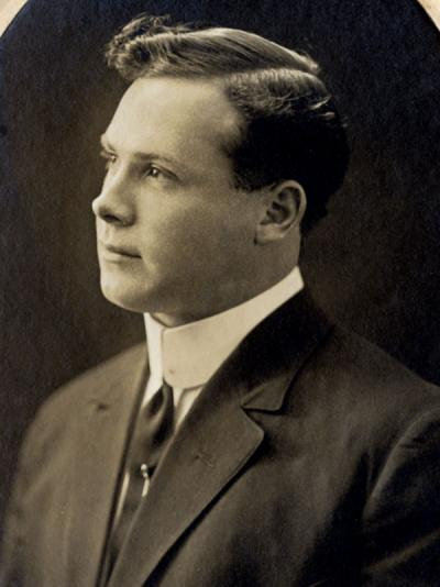 Roy Cooley, 1911.