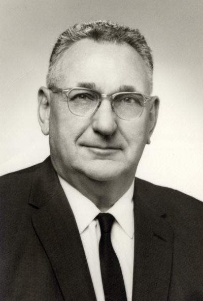 George L. Crookham, 1967.