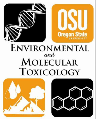 Department of Environmental and Molecular Toxicology logo.