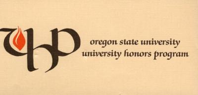 Honors Program logo.