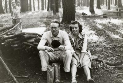 Daniel P. and Doris Dow Murphy.