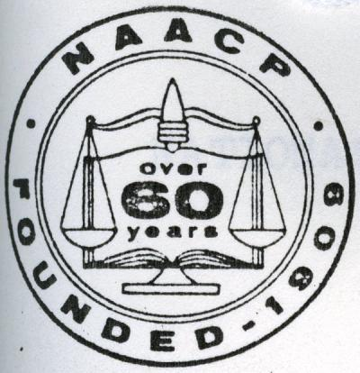 Letterhead of the Corvallis Branch of the NAACP, ca. 1973.