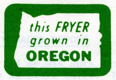 Image from the minutes of an Oregon Fryer Commission meeting, June 25, 1980.