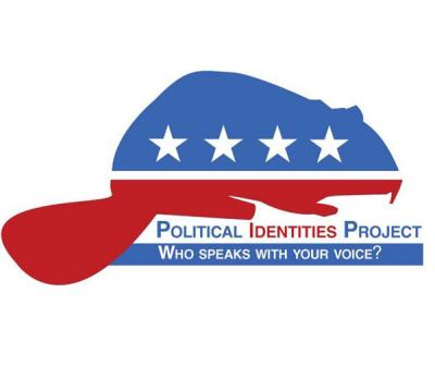 Political Identities Project logo.