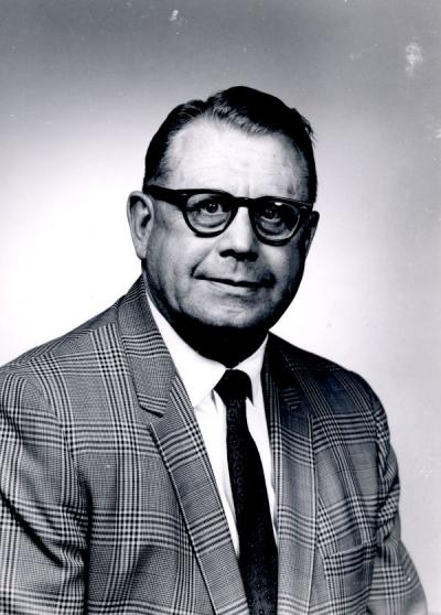 William H. Quinn, circa 1972.