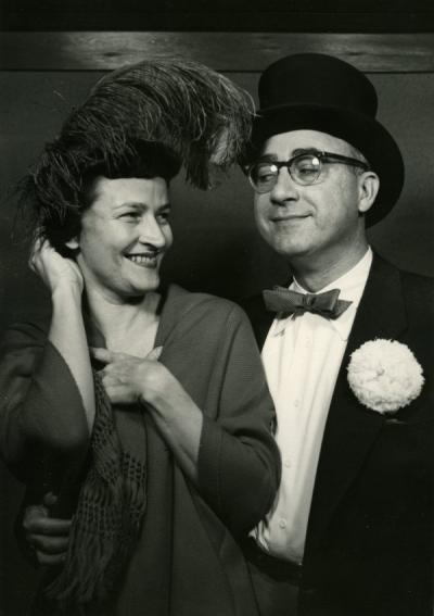 Doris and Robert Whalen, ca 1960s.