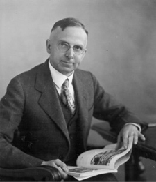 M. Ellwood Smith, circa 1930.