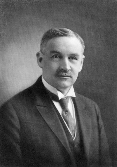 William Jasper Kerr, circa 1920s.