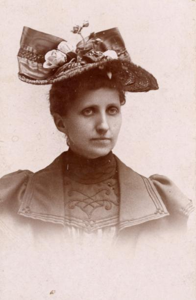 Nettie Spencer.