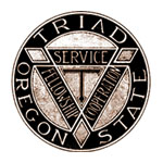 Triad Club logo.