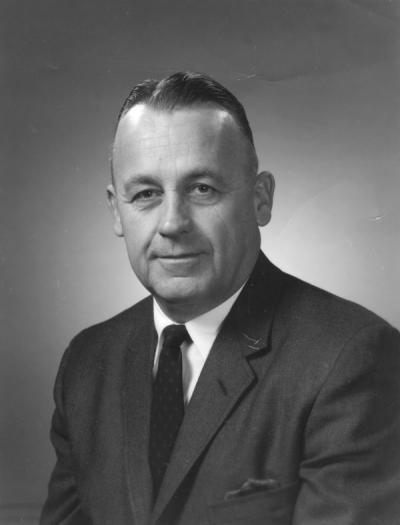 Robert W. Chick, 1970. Chick was the first Dean of Students at Oregon State University. He also founded the College Student Services Administration program in 1966, becoming the Vice President for Student Affairs.