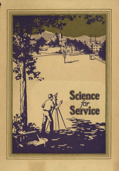 Science for Service, June 1926