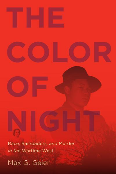 The Color of Night book cover