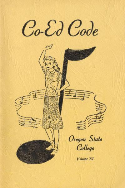 Oregon State College Coed Code, Vol. XI, 1947-1948