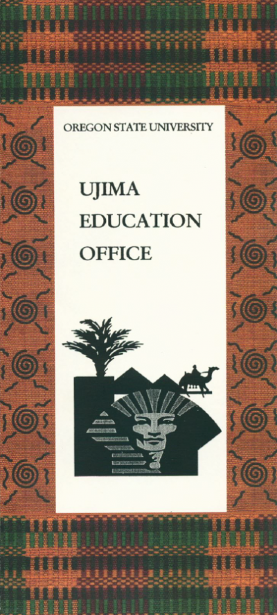 Ujima Education Office Brochure