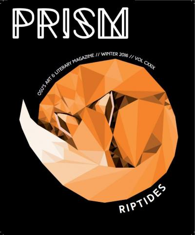 Cover of Winter 2016 issue of Prism, 2016