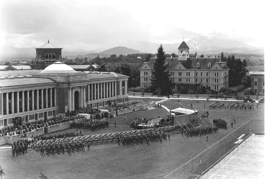 the oregon state university sesquicentennial oral history project, Presentation templates