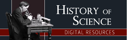 History of Science Digital Resources