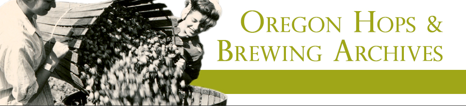 The History of Brewing in Oregon