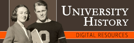 University History Digital Resources