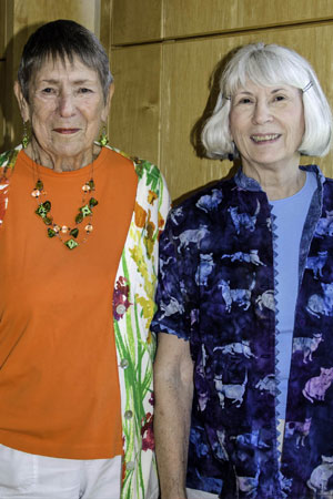 Ruth Jones and Rita Kilstrom Oral History Interview. August 21, 2014