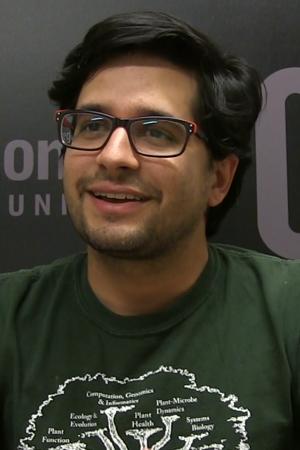 Zhian Kamvar Oral History Interview. June 19, 2015