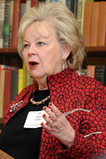 Mary Yates Oral History Interview. May 15, 2014