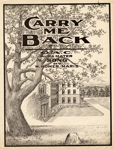 """Carry Me Back"" Alma Mater Song"