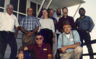 H.J. Andrews Experimental Forest Site Visit Group Oral History Interview - Part 1